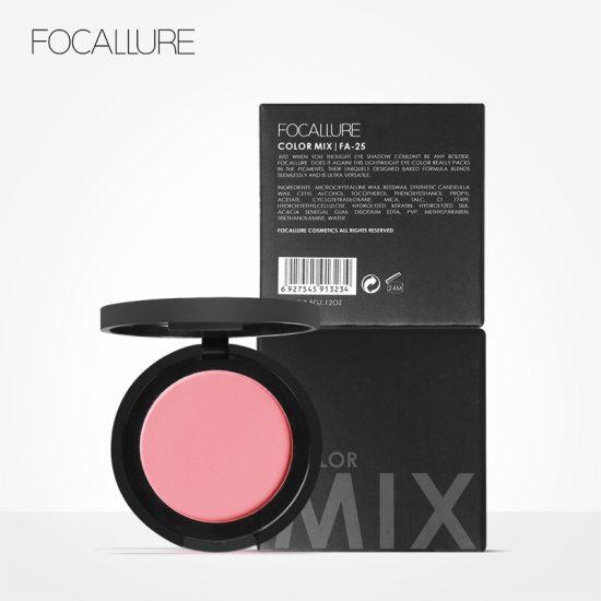 FOCALLURE COLOR MIX Blush - FA25
