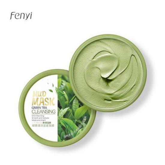 Fenyi Green Tea Mud Mask - 100g