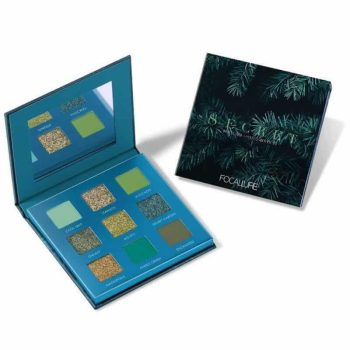 Focallure SECRET Green Eyeshadow Palette FA62