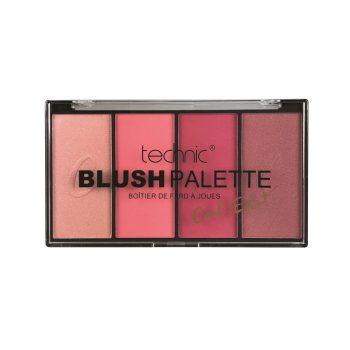 Technic blush palette - Cool Edit