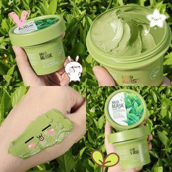 Fenyi green tea mud mask