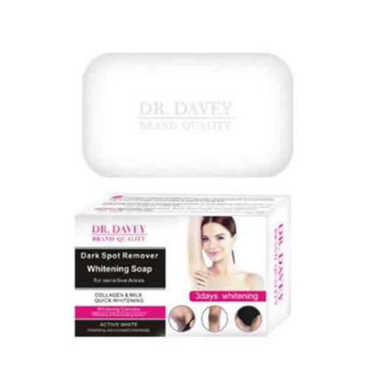 dr davey dark spot remover soap