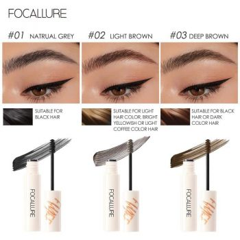 focallure brow mascara use fa152
