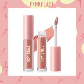 pink flash 14 color liquid matte lipstick