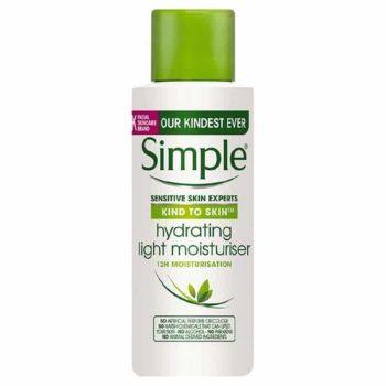 simple hydrating light moisturizer 50ml