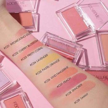 focallure sugar fresh blush - fa77