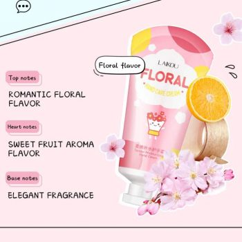 Laikou floral Hand Cream