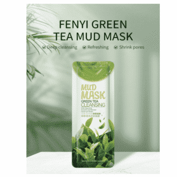 Fenyi Green Tea Cleansing Mask Mud