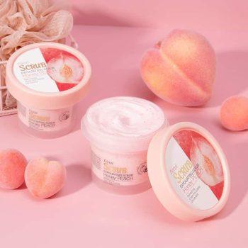 Fenyi Honey Peach Body Scrub