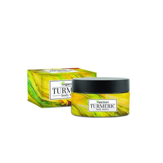 organikare Turmeric Body Butter