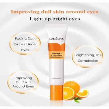 lanbena vitamin c eye serum