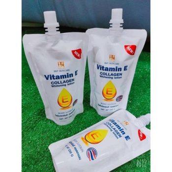 vitamin e collagen body lotion