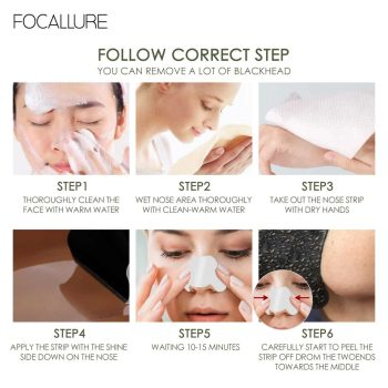 how to use nose strips