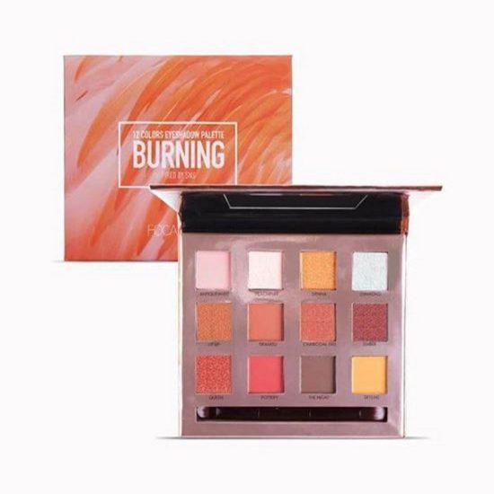 Focallure Burning Eyeshadow Palette - Fa 50