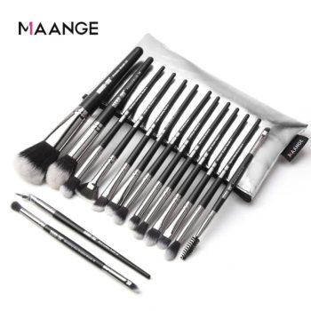 MAANGE 15Pcs Makeup Brushes Set