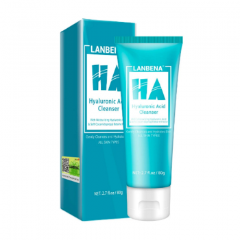 LANBENA Hyaluronic Acid Cleanser - 80g