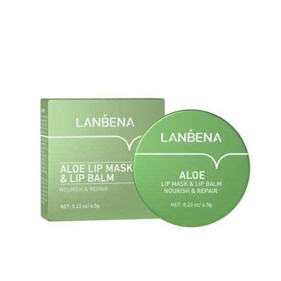 Lanbena Nourishing and Repair Aloe Vera Lip Balm - 6.5g