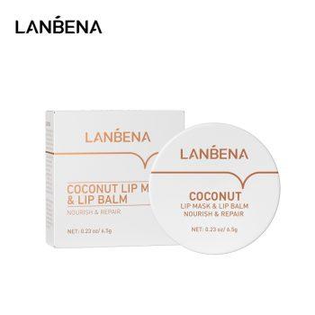 Lanbena Nourishing and Repair Coconut Lip Balm - 6.5g