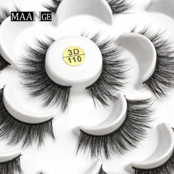 Maange False Eyelashes 10 Pairs - 3d/110