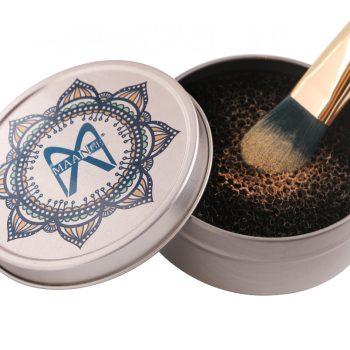 Maange Makeup Brush Cleaning Box