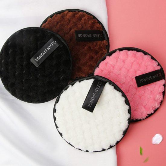 Maange Makeup Cleansing Sponge - Double Layer