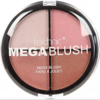 Technic Mega Blush Palette Fard A Joues - Round