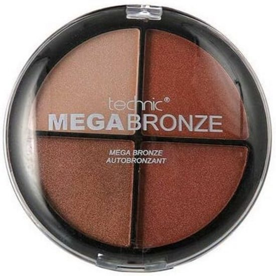 Technic Mega Bronze - Round case