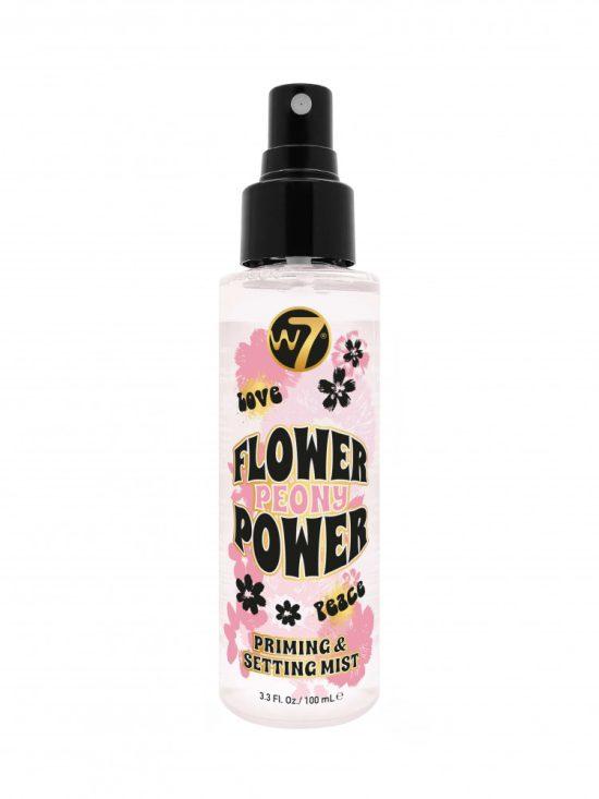W7 Flower Power Priming and Setting Spray - 100ml