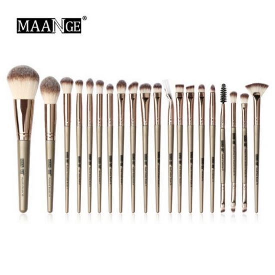 maange 20 pcs brush set