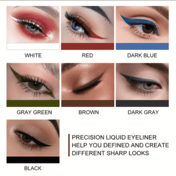 ucanbe color eyeliner