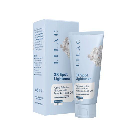 Lilac 3x spot lightener cream 50g