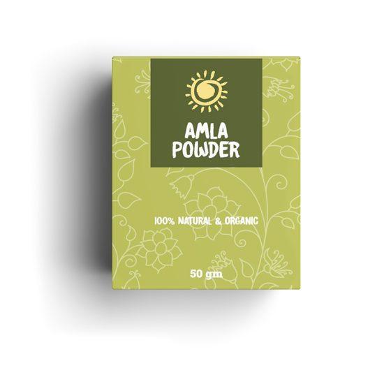 Rajkonna Amla Powder 50gm