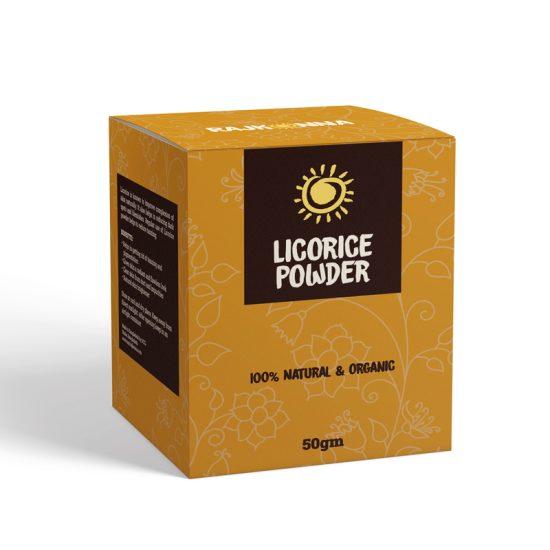 Rajkonna Licorice Powder - 50gm