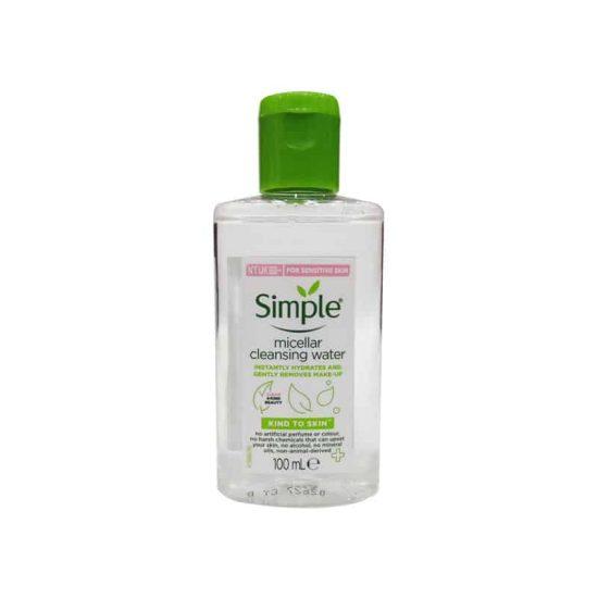 Simple Kind To Skin Micellar Cleansing Water - 100ml