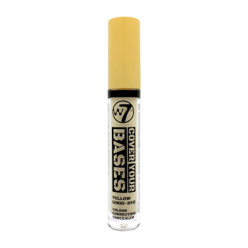 W7 Cover Your Bases Colour Correcting Concealer yellow
