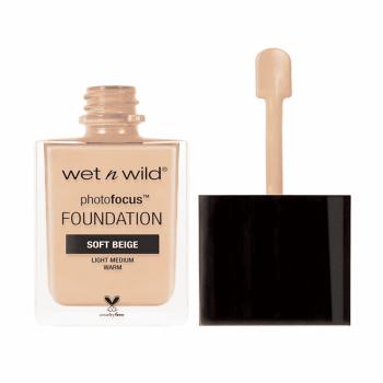 Wet n wild photo focus matte foundation soft beige