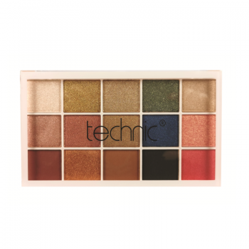 technic goddess pressed pigment palette