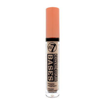 w7 cover your bases colour correcting concealer peach