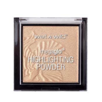wet n wild megaglo highlighting powder golden flower crown