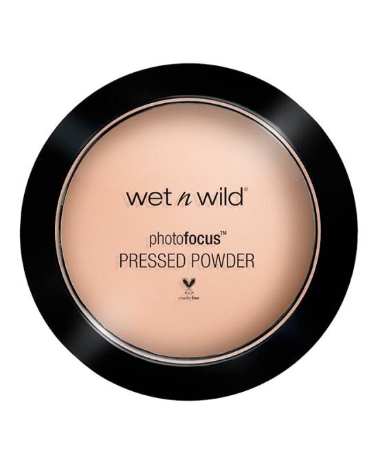 wet n wild photo focus pressed powder neutral beige