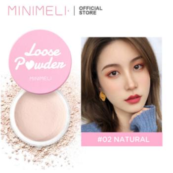 MINIMELI Loose Powder - 02 Natural