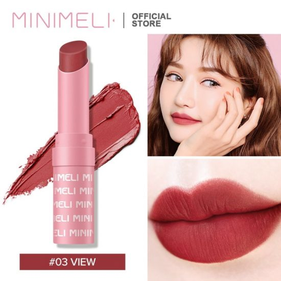 Minimeli Waterproof Matte Lipstick - 03