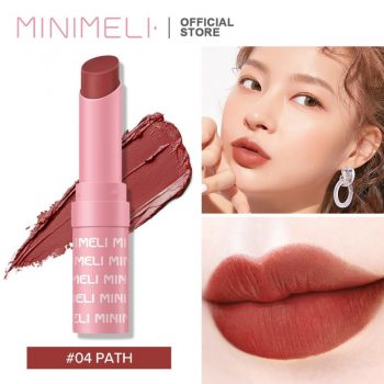 Minimeli Waterproof Matte Lipstick - 04