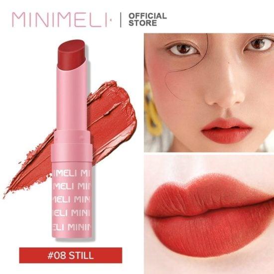 Minimeli Waterproof Matte Lipstick - 08