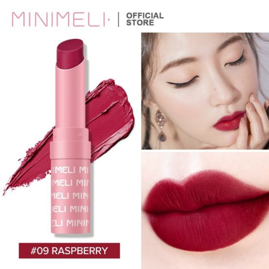 Minimeli Waterproof Matte Lipstick - 09