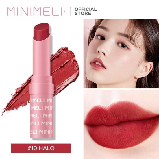 Minimeli Waterproof Matte Lipstick - 10