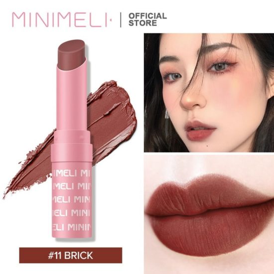 Minimeli Waterproof Matte Lipstick - 11