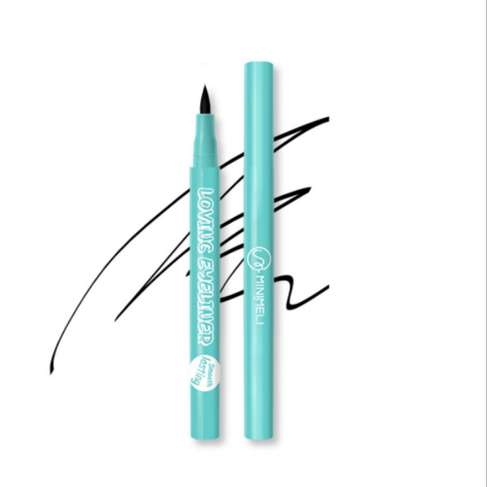 minimeli waterproof eyeliner pen