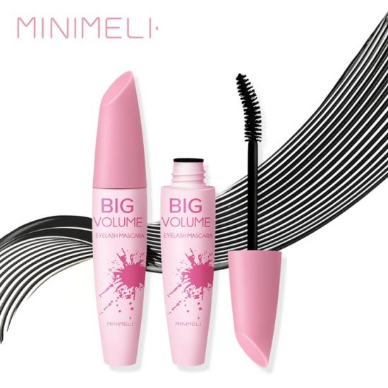 minimeli big volume hypercurl mascara - ml 394
