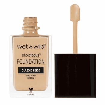 Wet n wild photo focus matte foundation Classic Beige